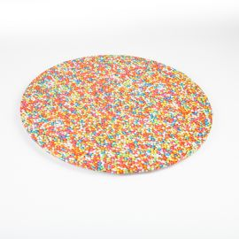 Cake Board Rnd Sprinkles 8inch