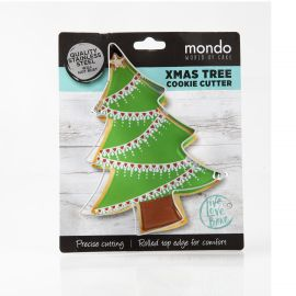 Cookie Cutter Xmas Tree
