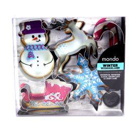 Cookie Cutter Set 5 Winter