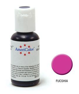 Americolor Gel Fuchsia 21.3g