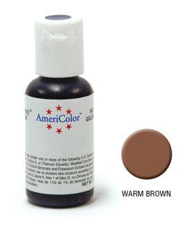 Americolor Gel Brown 21.3g