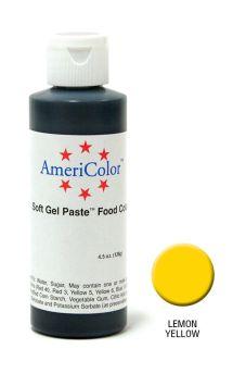Americolor Gel Lemon 127.6g