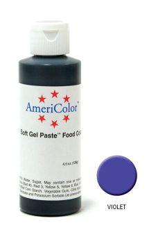 Americolor Gel Violet 127.6g