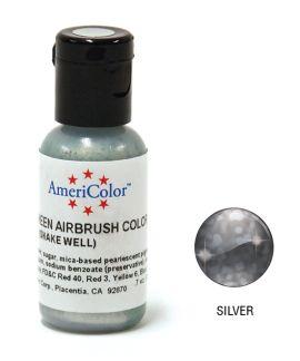 Airbrush Sheen Silver 18.43g