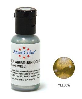 Airbrush Sheen Yellow 18.43g