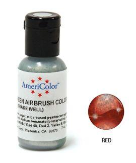 Airbrush Sheen Red 18.43g