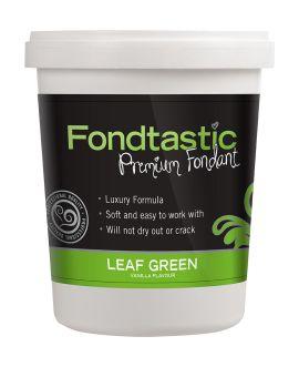 Fondtastic Leaf Green Fondant 908gm