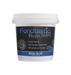 Royal Blue Fondant 226g
