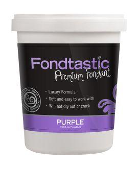 Fondtastic Purple Fondant 908gm