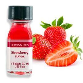 Lorann - Strawberry Flavour 3.7ml
