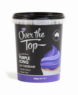 Buttercream Purple 425g