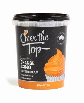 Buttercream Orange 425g