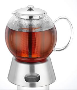 Glass Teapot 1.3 Litre