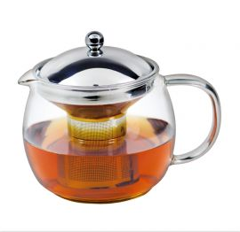 Ceylon Glass Teapot 1.25ltr