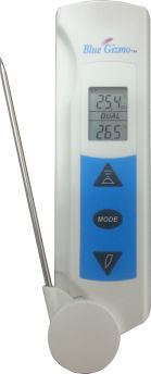Infrared & Probe Thermometer