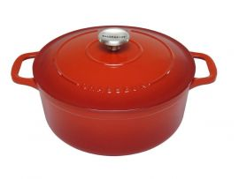 Chasseur 26cm Inferno Red