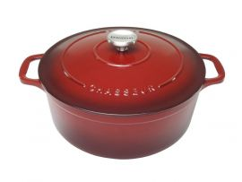 Chasseur Rnd French Oven 28cm Bordeaux