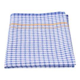 Tea Towel 45x70cm Blue Waffle