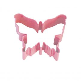 Cookie Cutter - Pink Butterfly 8cm