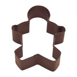 Cookie Cutter - Gingerbread Boy 9cm