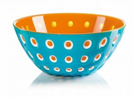 Guzzini Bowl 25cm Orange Blu