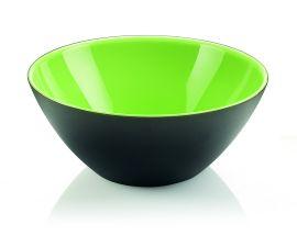 Guzzini Bowl 25cm - Kiwi Black