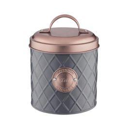 Typhoon Henrik Tea Canister Copper