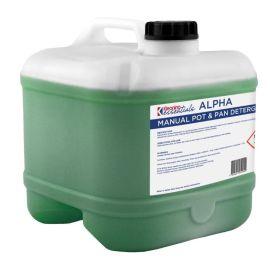 Alpha Manual Pot & Pan Detergent 15lt