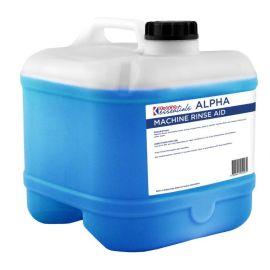Alpha Dish Machine Rinse Aid 15ltr