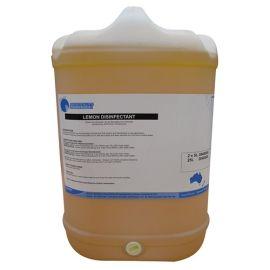 Lemon Disinfectant 25ltr