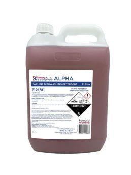 Alpha Machine Dishwashing Detergent 5lt (7104781)