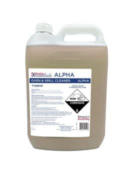 Alpha Oven & Grill Cleaner 5lt    (7104918)