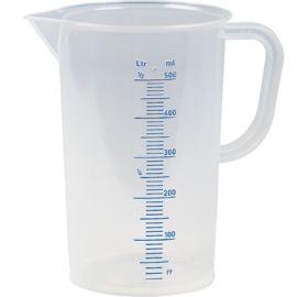 Measure Jug 2000ml Blue scale