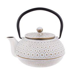 Cast Iron Teapot 600ml - Bead