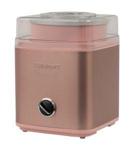 Cuisinart 2ltr Ice Cream Maker - Rose