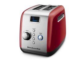 Kitchenaid 2 Slice Toaster Red
