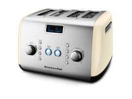 Kitchenaid 4 Slice Toaster Almond