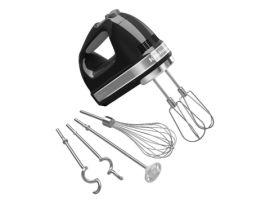 KitchenAid 9 Speed Hand Mixer - Blk