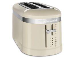 Kitchenaid Dual Long Slot Toaster - Almond