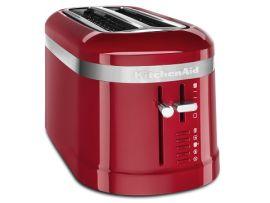 Kitchenaid Dual Long Slot Toaster - Red