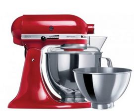 Kitchenaid Empire Red KSM160 Mixer