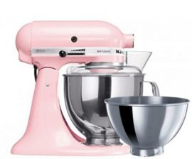 Kitchenaid Pink KSM160 Mixer