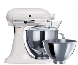 Kitchenaid White KSM 160 Mixer