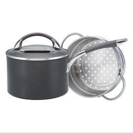 Anolon 18cm Saucepan W Steam