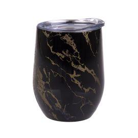 Oasis Wine Tumbler 330ml Gold Onyx