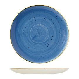 Cornflower Blue Plate 217mm