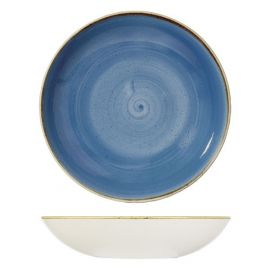 Churchill Bowl Coupe 182mm Blue