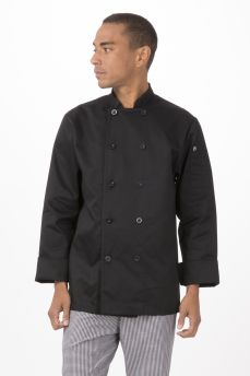 Bastille Blk Chef Jacket 2XL