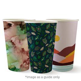Biopak Art Series S/wall 16oz (1000)