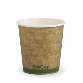 BioPak 4oz Cup Kraft Green (50)